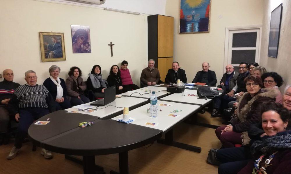 Iniziata la visita pastorale del vescovo Antonio. I primi incontri