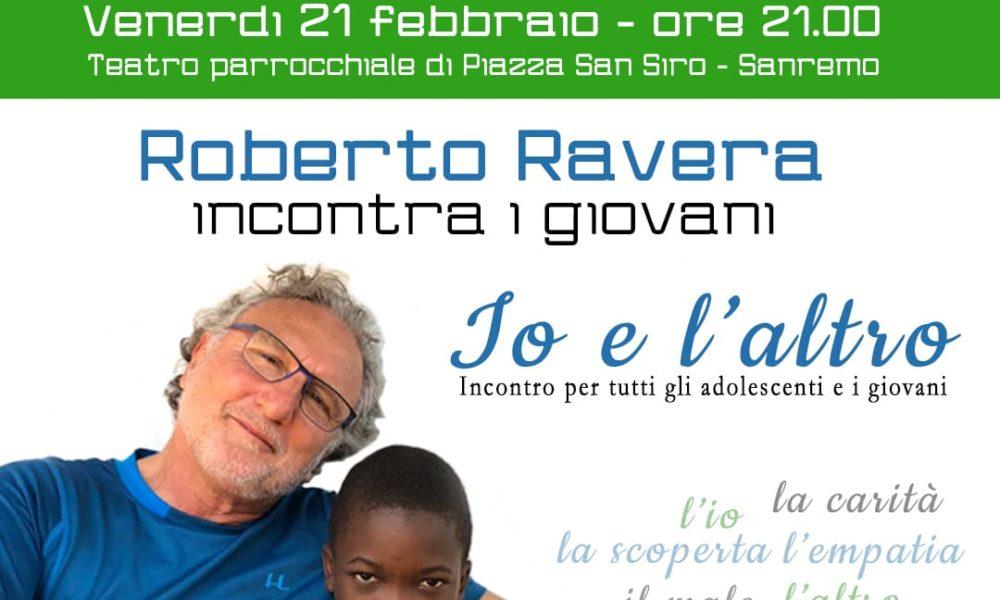 Roberto Ravera incontra i giovani