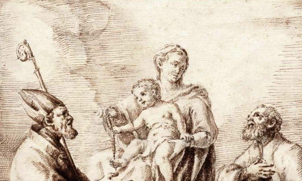 Solennità della Madonna del Rosario e di San Romolo