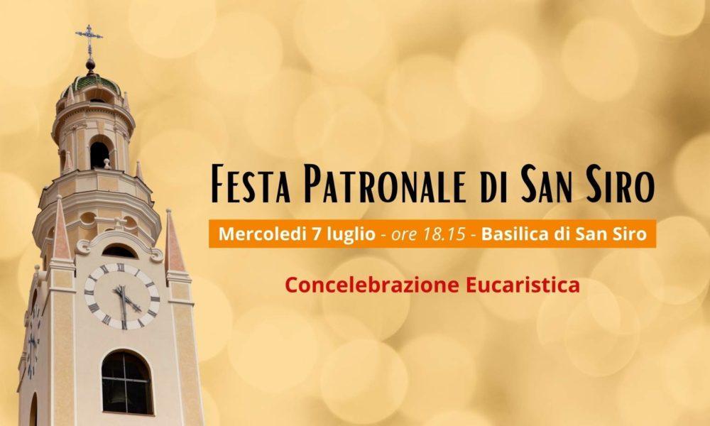 Festa patronale di San Siro 2021