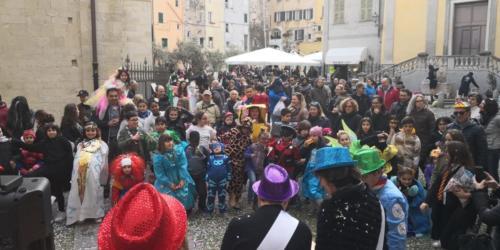 Carnevale di San Siro 2019