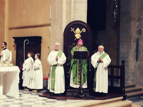 Visita pastorale Vescovo Antonio
