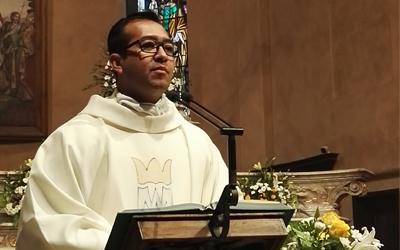 Ordninazione e Prima Messa don Martin